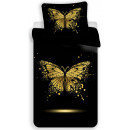 Butterfly bed linen 140 × 200cm, 70 × 90 cm micro