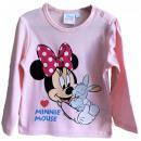DisneyMinnie T-shirt niemowlęcy, góra 6-23 miesiąc