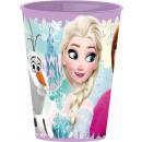 Disney frozen , Ice Cream Glass, Plastic 260 ml