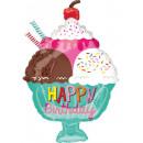 Happy Birthday Foil balloons 58 cm