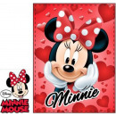 Teddy Couverture  Disney Minnie 90 * 120cm