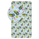 Peppa pig Fitted Sheet 90 * 200 cm