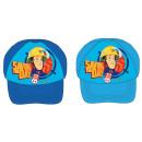 wholesale Scarves, Hats & Gloves: Fireman Sam , Sam is a firefighter kid baseball ca