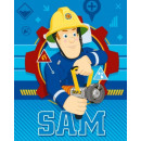 Großhandel Home & Living: Polar Bettdecke  Fireman Sam , Sam das Feuer 120 *
