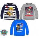 wholesale Licensed Products: Kids' Long T-shirt, top Paw Patrol , Manch Gua