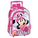 Borsa da scuola, Disney Minnie 3D 37cm