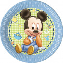 DisneyMickey Paper tray 8 pcs 23 cm
