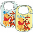 Bavette pour bébé Disney Winnie the Pooh