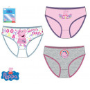 Children's underwear, panties Peppa Pig 3 piec