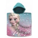 Disney frozen , Ice-towel towel poncho 60 * 120cm
