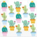 groothandel Stationery & Gifts: Cactus, cactus verband 20 stuks