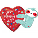 Happy Valentine's Day Foil Balloons 76 cm