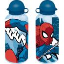 Aluminum Sponge Spiderman, Spiderman 500ml