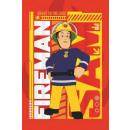 Großhandel Bad- und Frottierwaren: Gesichtstücher,  Handtücher Fireman Sam