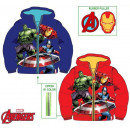 Kid Lined Jacket Avengers , Revenge 4-10 Years