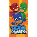 PJ Masks, Pizsihősök bath towel, beach towel