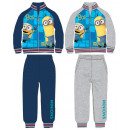 Child jogging heater set Minions 4-12 years