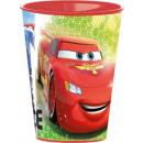 Disney Cars, Cars glass, plastic 260 ml