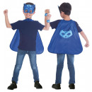 PJ Masks, Pinscher Connor, Cat Costumes 4-8 Years