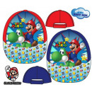 wholesale Fashion & Apparel: Super Mario Baby baseball cap 48-50cm