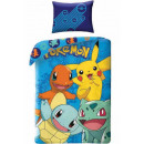 Pokémon bedding cover 140 × 200cm, 70 × 90 cm