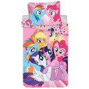 Bed Linen My Little Pony 140 × 200cm, 70 × 90 cm