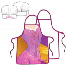 Kids Apron Set of 2 Disney Princesses