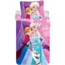Disney Pościel dla dzieci Magia Lodu 90×140cm