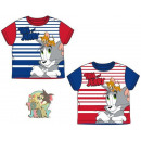 Baby T-shirt, top Tom and Jerry 6-24 months