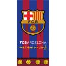 FCB, FC Barcelona badhanddoek, strandlaken
