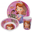 Kitchen set, melamine set from Disney Sofia , Sofi