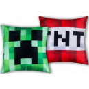 Minecraft pillow, cushion