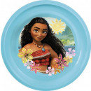 Disney Vaiana Des plaques planes en matière plasti