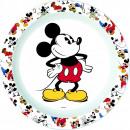 Disney Mickey micro plate
