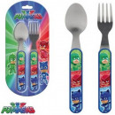 Cutlery Set - 2 PJ Masks, Pisces
