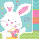 Rabbit, Bunny Napkin 16 pcs 32.7 * 32.7 cm