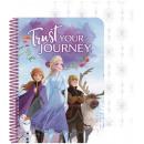 Disney Notebook Ice Magic 3D A5