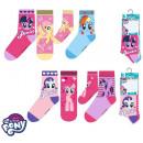 mayorista Artículos con licencia: Calcetines para niños My Little Pony 23-34