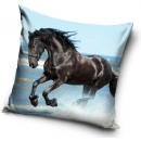 wholesale Cushions & Blankets: Equestrian pillow, decorative pillow 40 * 40 cm