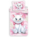 grossiste Articles sous Licence: Disney Literie Marie Kitten 140 × 200cm, 70 × 90 c