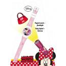Lampe de poche + LED montre numérique Disney Minni
