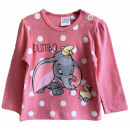 Disney Camiseta de bebé Dumbo, top 6-23 meses