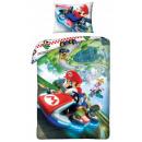 Pościel Super Mario 140 × 200 cm, 70 × 90 cm
