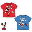 DisneyMickey baby t-shirt, top 6-24 snow