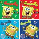 hurtownia Produkty licencyjne: Ręcznik do twarzy ręcznik, ręcznik Spongebob , Spo