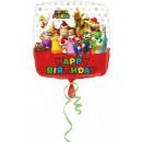 Super Mario Foil Ball 43 cm