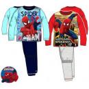 hurtownia Produkty licencyjne: Dzieci długo  piżama Spiderman , Spiderman 3-8 lat