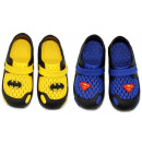 Batman , Superman kids slippers, sandals