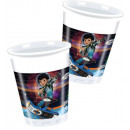 Disney Miles from Tomorrowland Plastic cup 8 pcs-