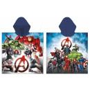 Avengers beach towel poncho 55 * 110 cm